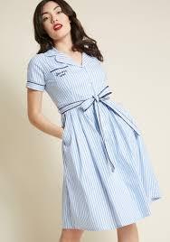 Que Sera Shirt Dress