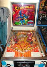 vintage pinball machine ebay