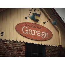 Naglee Park Garage in San Jose CA Diners Drive ins and Dives