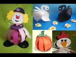 Cool Paper Art And Craft Project Ideas For Kids