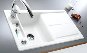 Black Kitchen Sink India by Black Ceramic Kitchen Sinks Uk Undermount Inset Subscribed Me