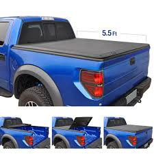 Tyger Auto T3 Tri-Fold Truck Bed Tonneau Cover TG-BC3F1041 Works ...