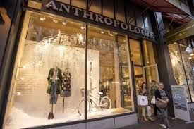 An Anthropologie Store In San Francisco David Paul Morris Bloomberg News