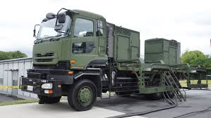 File:JASDF MIM-104 Patriot PAC-3 Electric Power Plant(UD Quon) At ...