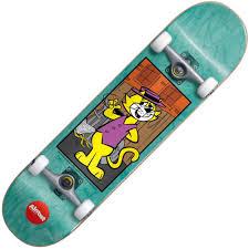 Almost Skateboards Top Cat Complete Skateboard 8.0
