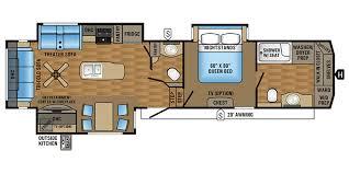 Jayco Fifth Wheel Floor Plans 2018 by Full Specs For 2017 Jayco Eagle 336fbok Rvs Rvusa Com
