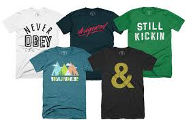 graphic tees designed by you from cotton bureau clothing design milk