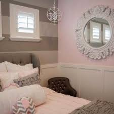 Pink Grey And White Bedroom Ideas