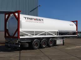 100 Tc Trucking Trifleet Goes Cryogenic Trifleet Leasing