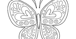 Butterfly Mandala Coloring Pages Printable Forcoloringpages