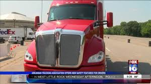 100 Safer Trucking SemiTrucks Becoming With New System