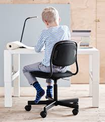 ikea bureau junior craft space for the one orfjall junior chair from