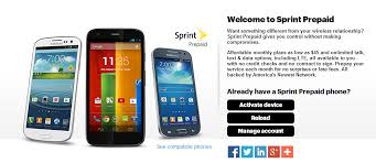 Sprint Replaces Previous No Contract As You Go Service With New