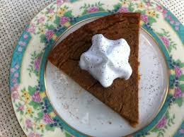 Crustless Pumpkin Pie by Pumpkin Butter Pie And More Gluten Free Pumpkin Pie Recipes