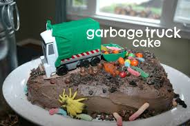 100 Garbage Truck Cakes 27 Best Cake Images Truck Party Birthday