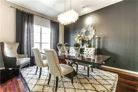 Art Deco Dining Room Stylish For Design Ideas With