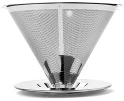 Bartelli Paperless Pour Over Coffee Dripper