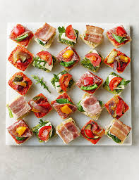 dining canapes recipes canapés canapé ideas dishes for m s