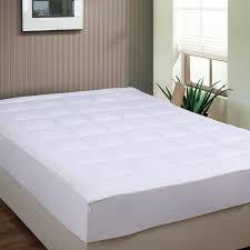 Luxurious Microplush Pillow Top Mattress Pad Free Shipping Today