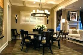 Dining Room Chandeliers Transitional Best Home Advisor