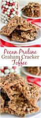 Pumpkin Pie With Pecan Praline Topping by Pecan Praline Graham Cracker Toffee
