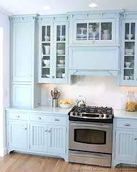 pale blue kitchen cabinet pink and blue kitchen ideas blue kitchen