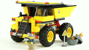 100 Lego Mining Truck LEGO City 4202 Muffin Songs Toy Review YouTube
