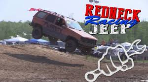 100 Tough Trucks Redneck Truck Jeep Racing At Dennis Andersons Muddy