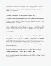 Computer Administration Sample Resume Amazing Database Administrator Inspirational For