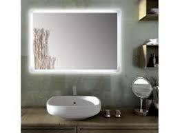 sole runder spiegel led für badezimmer