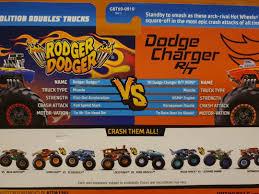 100 Monster Truck Decorations Hot Wheels Demo Doubles Monster Trucks 2 Pack Rodger