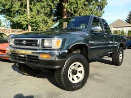 1995 Toyota Pickup Photos, Informations, Articles - BestCarMag.com Toyota Tacoma Wikipedia 1995 2 Dr V6 4wd Extended Cab Sb Cars And Trucks I Mt Dyna Truck Kcbu212 For Sale Carpaydiem Pickup Vin Jt4rn01p0s7071116 Autodettivecom New Vs Old Which 4x4s Are Better Offroad Outside Online Review Rnr Automotive Blog 4x4 4wd 4 Cylinder 5 Speed Pre Hilux Xtr Minor Dentscratches Damage Bushwacker Fits 9504 31502 Street Fender Flares Extafender 891995 Front Shrockworks 19952004 Rear Bumper My Titan Attachments
