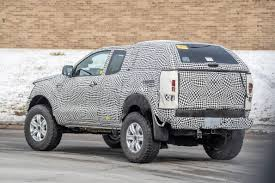 100 Compact Pickup Trucks 2021 Ford Courier Truck Spied Looks Like A Shorter