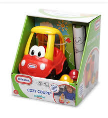 100 Little Tikes Cozy Truck Toddlers Scribble Squad Crayon Coupe Car Shop Munki