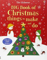 Christmas Tree Amazon Uk by 100 Christmas Things To Make And Do Amazon Co Uk Fiona Watt