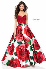 sherri hill prom dresses 2018 dress collection madame bridal