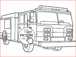 Ford Truck Coloring Pages Awesome Gallery Fire Truck Coloring Page ...