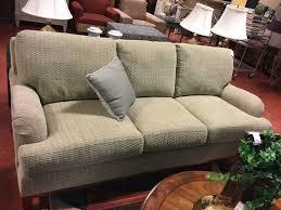 Gold Tone Sofa 83