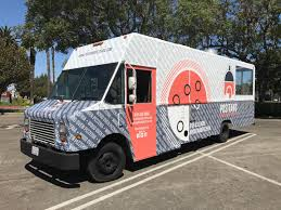100 Pizza Truck Wood Fired LA Stainless Kings