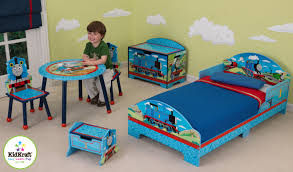 Thomas The Tank Engine Toddler Bed by Create A Magical Bedroom With A Thomas The Train Bedroom Set