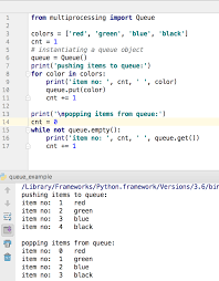 Python Multiprocessing Example