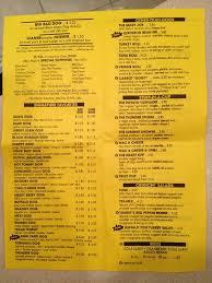 Tommys Patio Cafe Menu by Hotdog Tommy U0027s Menu Menu For Hotdog Tommy U0027s Cape May Cape May