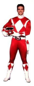 Power Rangers Character Jason Lee Scott Austin St John