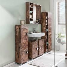 badezimmermöbel set visella