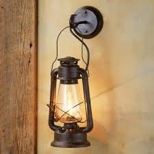 rustic sconces vanity lights western ls country style candle