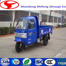 China Diesel Central Drive Three Wheel Truck For Sale Photos ...