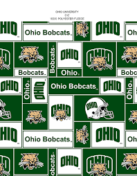 Amazon.com: OHIO UNIVERSITY BOBCATS Fleece Fabric-OHIO UNIVERSITY ... Fabric For Boys At Fabriccom Firehouse Friends Engine No 9 Cream From Fabricdotcom Designed By Amazoncom Despicable Me Minion Anti Pill Premium Fleece 60 Crafty Cuts 15 Yards Princess Blossom We Cannot Forget Our Monster Truck Fabric Showing The F150 As It Windham Designer Fabrics Creativity Kids Deluxe Easy Weave Blanket Ford Mustang Fleece Fabric Blanket