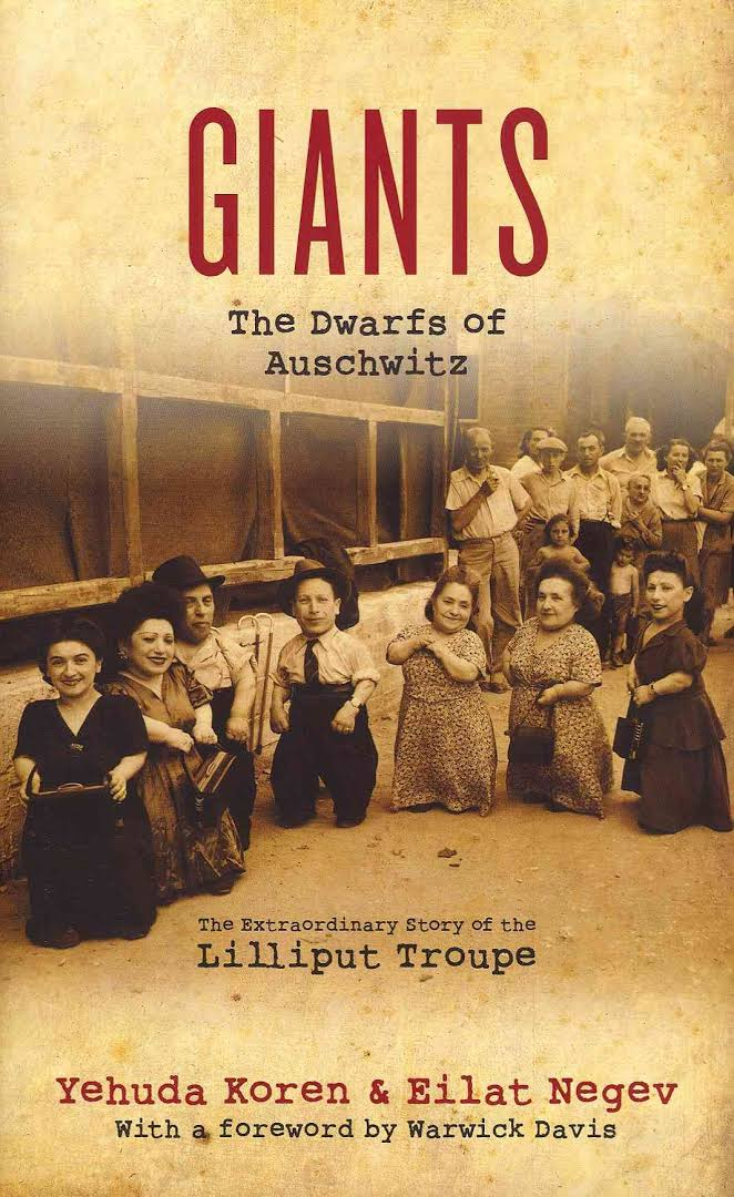 Image result for Giants - The Dwarfs of Auschwitz by