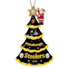 2009 Annual Pittsburgh Steelers Ornament
