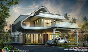 100 Stylish Bungalow Designs Unique And Stylish Flowing Design Home Unique House Plans